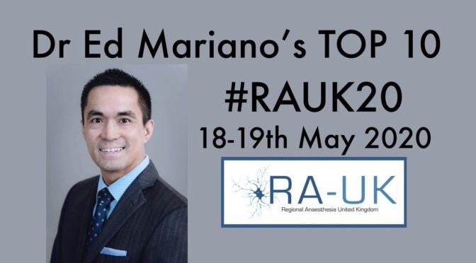My Top Ten Articles for #RAUK20