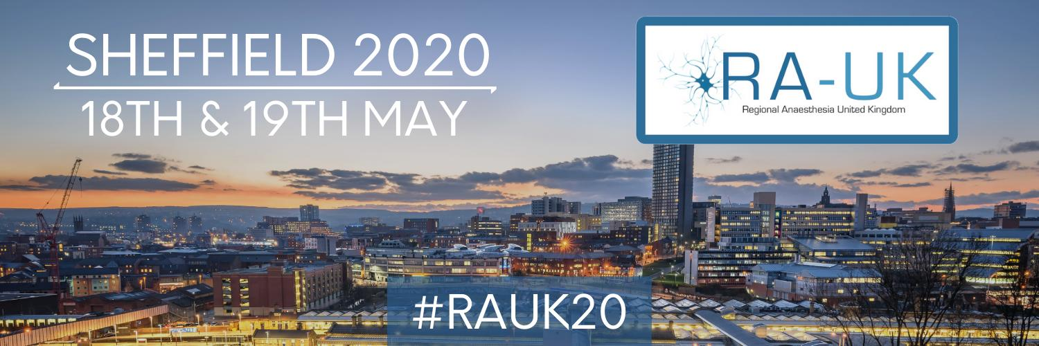 Save the Dates for #RAUK20