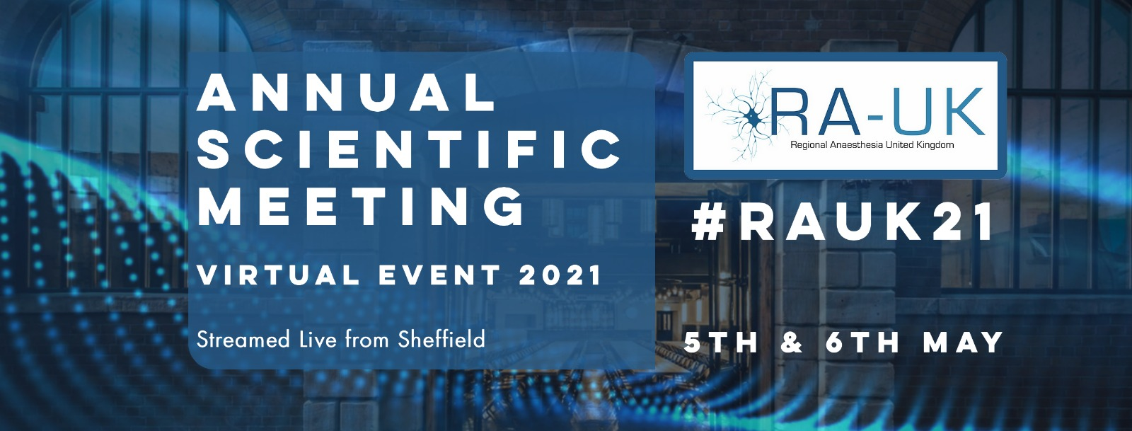 Register for #RAUK21!